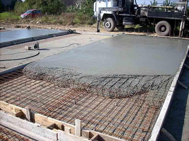 Бетон в гулькевичи цементный раствор для бетонирования