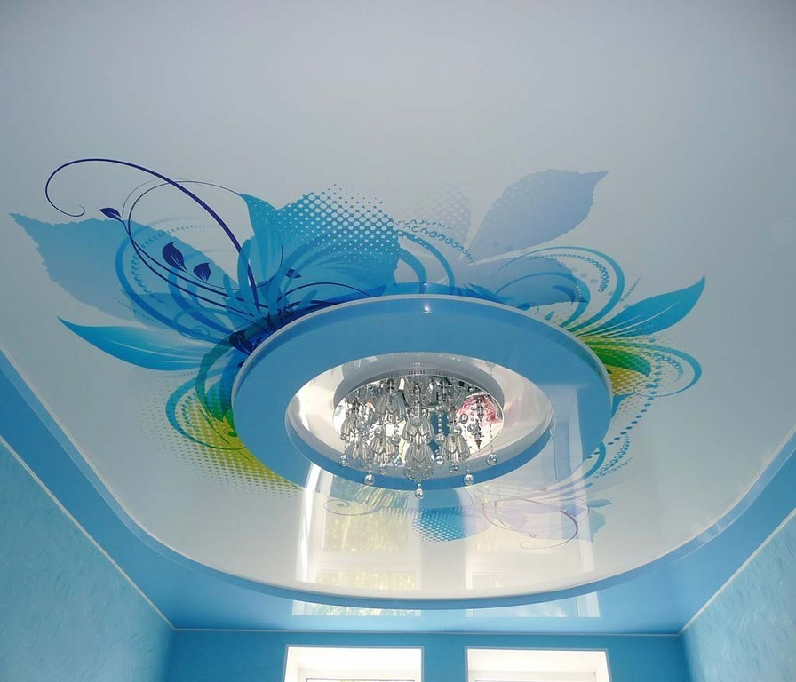 Как расположить софиты на натяжном потолке фото поделится вроде